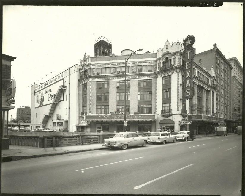 Texas Theatre 1960